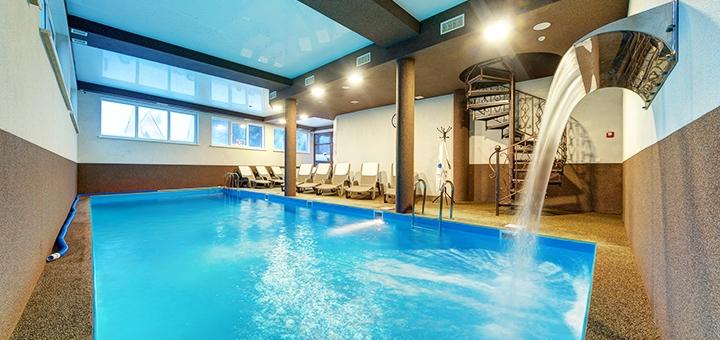 От 3 дней SPA-отдыха с завтраками в отеле «Milli & Jon» в центре Буковеля
