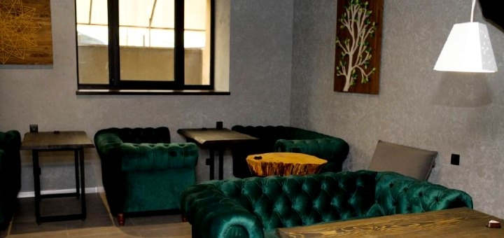 Кальян с фирменным чаем, лимонадами или коктейлями в кальян-баре «Mood Zone»