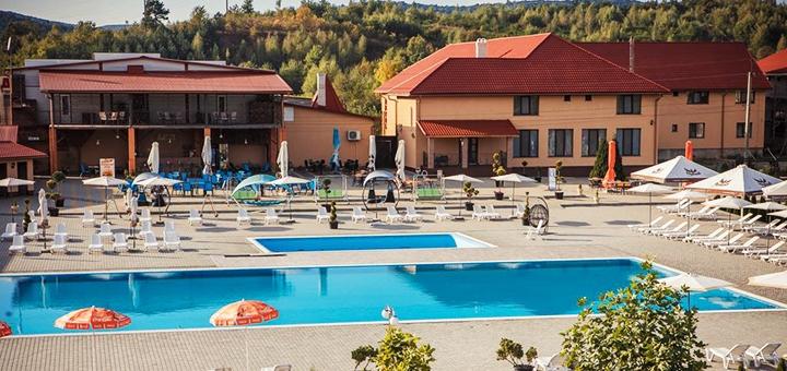 От 3 дней отдыха в мае и июне с питанием в SPA-отеле «Иллара» в Закарпатье