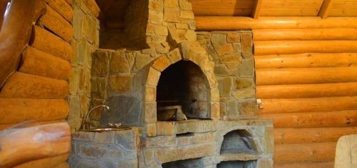 От 4 дней отдыха с питанием в экологичных домах в «Drin-Lux» в Славском