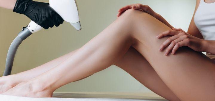 Лазерная эпиляция тела в студии красоты «Easy Laser»