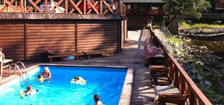 От 3 дней отдыха в июне с питанием в отеле «Пацьорка» вблизи Буковеля