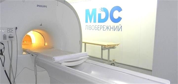 МРТ 1,5 Тесла (Philips Multiva) в центре «MDC Левобережный»