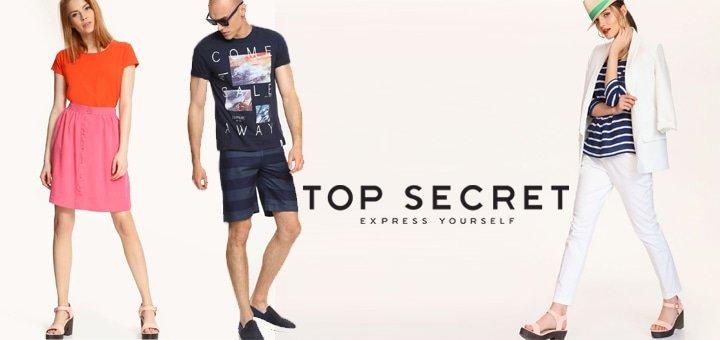 Скидка до 70% на коллекцию Весна-Лето 2016 в Top Secret!