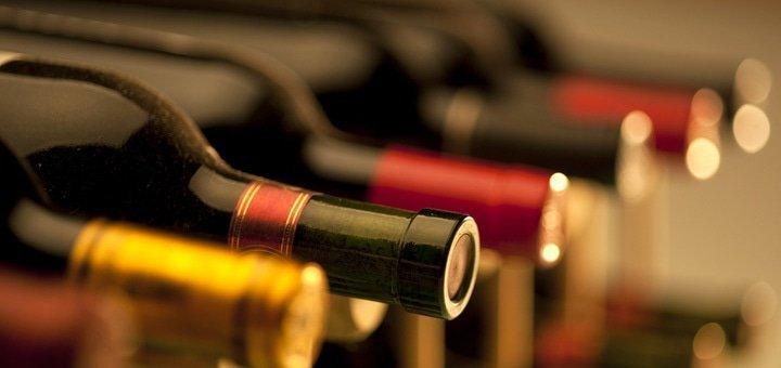 Мастер-класс «Азбука вина» от Международной Винной Академии!