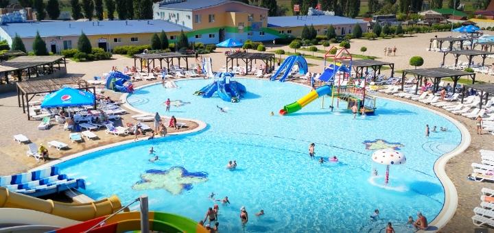 От 4 дней отдыха с посещением аквапарка в отеле «Отель Аквапарк Коблево»