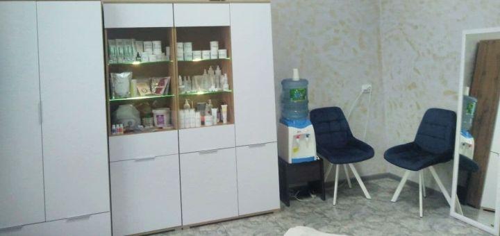 До 5 сеансов микротоковой терапии и лимфодренажного массажа от косметолога Евгении Козюры
