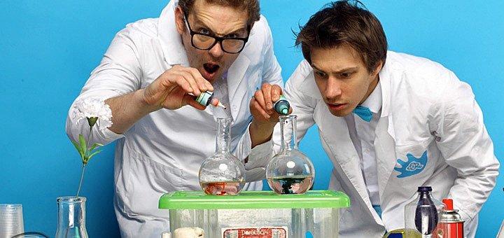Программа «Сладкие открытия» для детей от научного шоу «ОШОУ»! Самое интересное только начинается!
