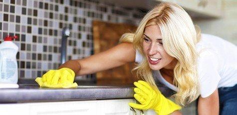 Профессиональная генеральная уборка помещения