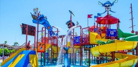 Отдых и развлечения в аквапарке «Одесса»!