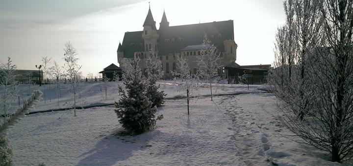 До 3 входных билетов для взрослых и детей в парк «XII Месяцев» по 31.03.2022