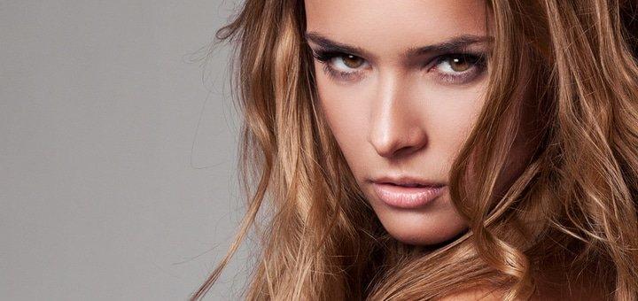 Ультразвуковая или механическая чистка лица в 12 этапов в лаборатории красоты «Fitness & Beauty Lab»
