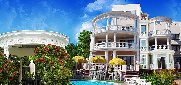 Незабываемая неделя в Одессе в шикарном отеле «Вилла Неаполь»!