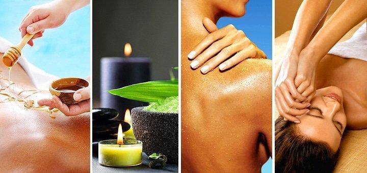 Spa день для женщин и мужчин: маникюр, педикюр, фишпиллинг, парафинотерапия, пилинг, массаж, обертывание и другое.