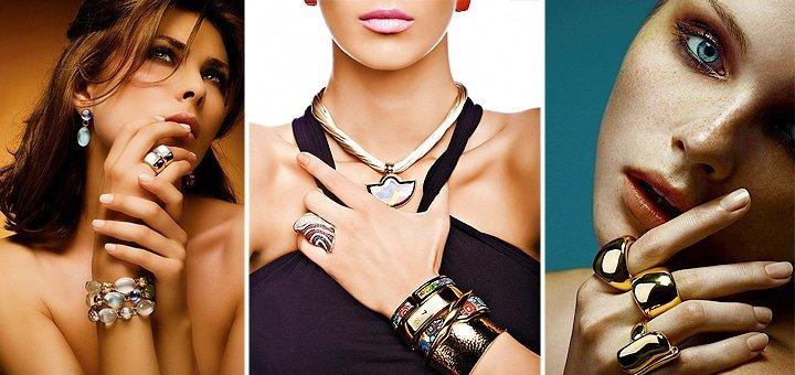 Вся коллекция модной бижутерии и реплик брендовых украшений от Интернет-магазина «Бьютик»!